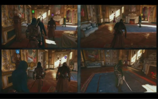 assassins creed unity, ubisoft, video games