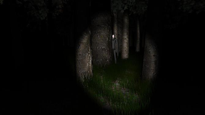 slender, slender man, video games, oculus rift