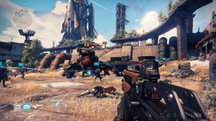destiny, ps4, review, video games