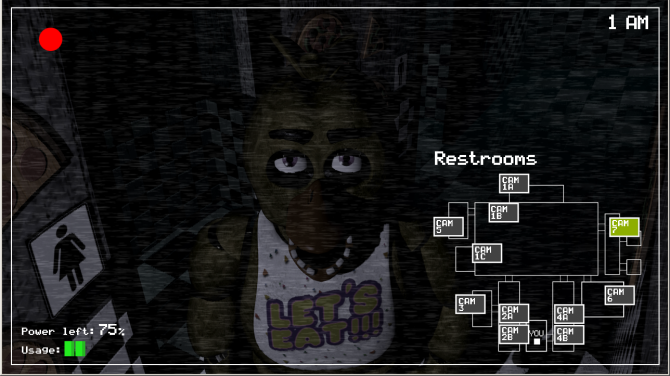 five nights at freddy's, pc, steam, horror, video games