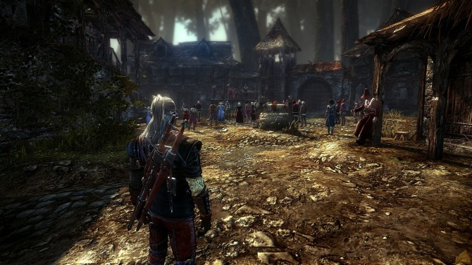 witcher 2,, pc, video games, rpg